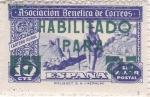 Sellos de Europa - España -  Huerfanos Correos (4)