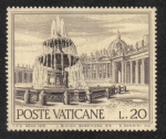 Sellos del Mundo : Europa : Vaticano : Fuentes