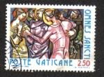 Sellos del Mundo : Europa : Vaticano : Solemnidad litúrgica de Todos los Santos