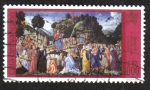 Sellos de Europa - Vaticano -  Capilla sixtina