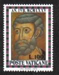 Sellos del Mundo : Europa : Vaticano : Año Santo