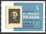 Sellos del Mundo : Europa : España : 4932 - El Primer Picasso