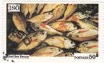 Sellos del Mundo : Europa : Suecia :  pesca en Isö