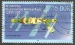 Sellos del Mundo : Europa : Alemania :  2785 - 10 anivº del vuelo espacial conjunto RDA URSS