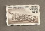 Sellos del Mundo : America : México : Primer correo aéreo