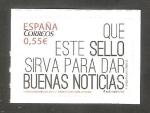 Sellos del Mundo : Europa : España : 4941 - Que este sello sirva para dar Buenas Noticias