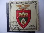 Sellos de America - Ecuador -  Canton Montufar, Provincia del Carchi.