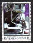 Sellos del Mundo : Asia : Yemen : Apolo 10 - proyecto de exploración lunar