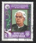 Sellos del Mundo : Europa : Austria : Sebastian Kneipp ( 1821-1897 ) sacerdote y naturópata
