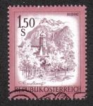 Sellos del Mundo : Europa : Austria : Bludenz, Vorarlberg