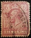 Sellos del Mundo : Europa : Reino_Unido : king George V