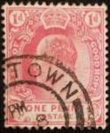 Sellos del Mundo : Europa : Reino_Unido : King Edward VII
