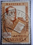 Sellos de America - Venezuela -  Rómulo Gallegos Freire