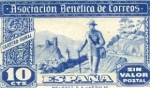 Sellos de Europa - España -  MUT. POSTAL