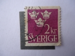 Sellos del Mundo : Europa : Suecia : Sverige.