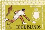 Sellos del Mundo : Oceania : Islas_Cook : Noumea-66 ISLAS COOK