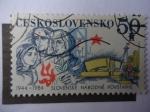 Sellos de Europa - Checoslovaquia -  Checoslovaquia.