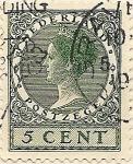Sellos del Mundo : Europa : Holanda : Nederland postzegel