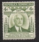 Sellos del Mundo : America : Rep_Dominicana : XXV aniversario dela era de TRujillo