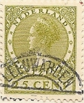Sellos de Europa - Holanda -  Nederland postzegel