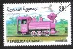 Sellos del Mundo : Africa : Marruecos : Locomotoras