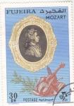 Sellos del Mundo : Asia : Emiratos_Árabes_Unidos :  Mozart