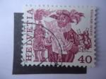 Sellos de Europa - Suiza -  Escalade Genéve - S/638