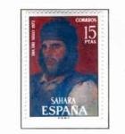 Sellos de Europa - España -  Sahara Dia del Sello (1)