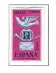 Sellos de Europa - España -  Sahara Dia del Sello