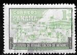 Sellos de America - Panamá -  Panamá-cambio