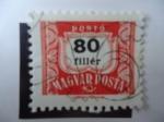 Sellos de Europa - Hungría -  Hungría - S/j261 - 1965.