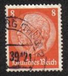 Sellos del Mundo : Europa : Alemania : Paul von Hindenburg (1847-1934), 2nd President