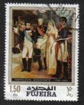 Sellos de Asia - Emiratos Árabes Unidos -  200o cumpleaños de Napoleón I: Pinturas, Fujeira