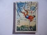 Sellos de Europa - España -  Olímpiada de Munich 1972.