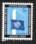 Sellos del Mundo : America : ONU : Día de Muerte de Dag Hammarskjöld, New York