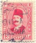 Sellos del Mundo : Africa : Egipto : Egypte