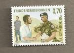 Sellos de Europa - Luxemburgo -  Misiones de Paz