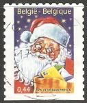 Sellos del Mundo : Europa : Bélgica : Papa Noel
