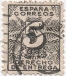 Sellos de Europa - España -  Y & T Nº 1 Timbre