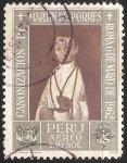 Sellos del Mundo : America : Perú : Canonizacion de Martin de Porres
