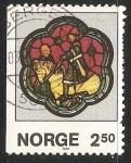 Sellos del Mundo : Europa : Noruega : Historias Biblicas