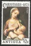 Sellos del Mundo : America : Antigua_y_Barbuda : Virgen con niño Jesus
