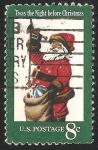 Sellos del Mundo : America : Estados_Unidos : Santa Claus