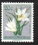 Sellos del Mundo : Africa : República_Democrática_del_Congo : Flores, Congo Belga