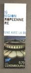 Sellos del Mundo : Europa : Luxemburgo : Edificio circular