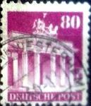 Sellos de Europa - Alemania -  Intercambio 0,20 usd 80 pf. 1948