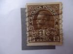 Sellos de America - Canadá -  Rey Jorge V. (Scott/Ca:108)