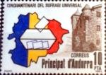 Sellos de Europa - Andorra -  Intercambio fdxa 0,30 usd 10 pta. 1983