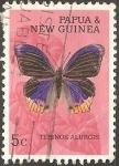 Sellos del Mundo : Oceania : Papúa_Nueva_Guinea :  Terinos alurgis