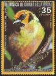 Sellos del Mundo : Africa : Guinea_Ecuatorial : Thraupidae